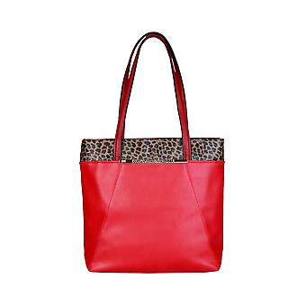Cavalli Shoulder bags Women Red