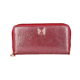 Laura Wallets Women Red