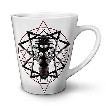 Abstract Spider Animal NEW White Tea Coffee Ceramic Latte Mug 17 oz | Wellcoda