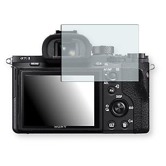 Sony Alpha 7S II screen protector - Disagu mirror protection film