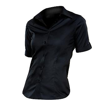 Bargear� Ladies Mock Turn Back Cuffs Bar Shirt