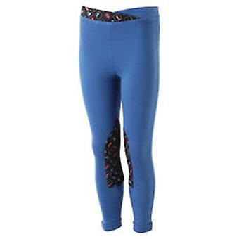 Harry Hall Childrens Rosette Print Jodhpurs