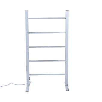 Homcom Aluminum Electric Clothes Airer Rack Dryer Warmer Free Standing
