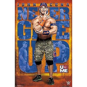WWE - John Cena 17 Poster Print