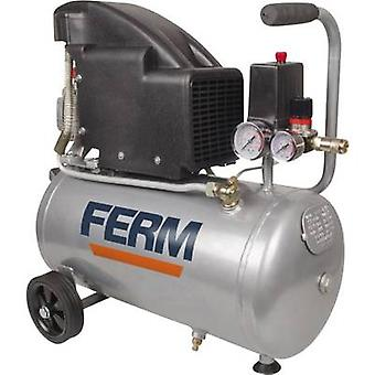Air compressor 24 l 8 bar Ferm CRM1045