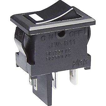 Toggle switch 250 V AC 10 A 1 x Off/On NKK Switches