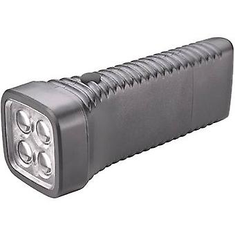 AccuLux MultiLED LED Torch rechargeable 12 h 152 g