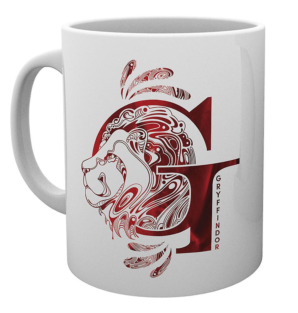Monogram Harry Gryffondor Potter Mug Potter Harry PiOZukTX