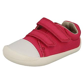 Girls Clarks Casual Shoes Tiny Treasure