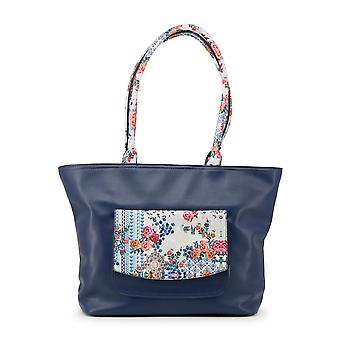 Laura Biagiotti Women Shopping bags Blue