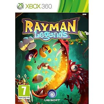 Rayman legender klassikere (Xbox 360)