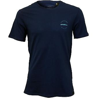 O'Neill Through The Lens Crew-Neck T-Shirt, Atlantic Blue