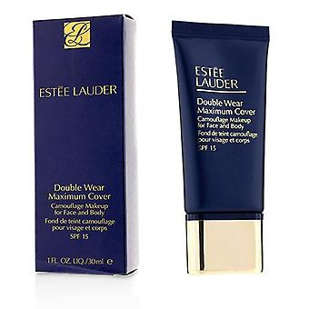 Estee Lauder Double Wear maximale dekking Camouflage make-up (gezicht & lichaam) SPF15 - #3N1 ivoor Beige - 30ml / 1oz
