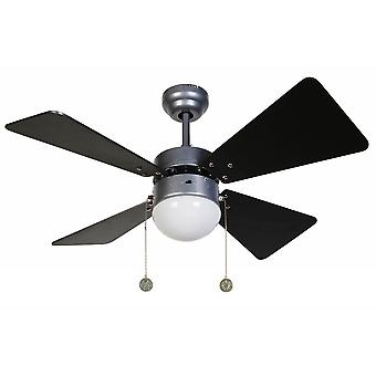 Beacon ceiling fan Breezer Silver Grey 81 cm / 32