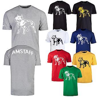 Amstaff camiseta logo