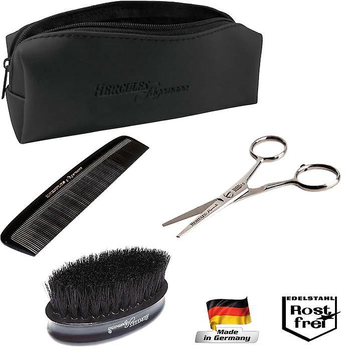 Hercules Sagemann Beard Grooming Kit