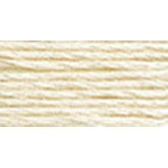 DMC 6-Strand Embroidery Cotton 100g Cone-Cream