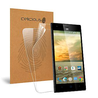 Celicious Vivid Invisible Screen Protector for ZTE Warp Elite [Pack of 2]