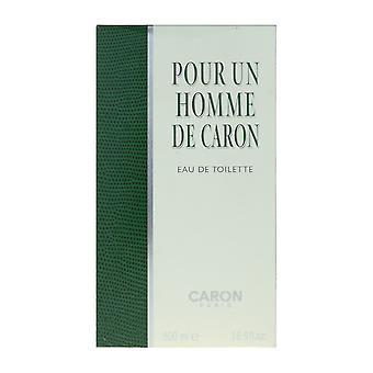 Caron Pour Un Homme De Caron Eau De Toilette 16.9Oz/500ml In Box