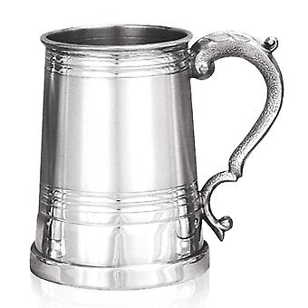 Worcester Satin Band tenn Tankard - 1 Pint
