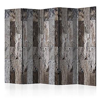 Værelse adskillelsesstolpen - marmor mosaik II [værelse delelinjer]