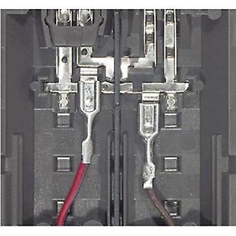 H0 Märklin C (incl. track bed) 74040 Connector kit 1 m