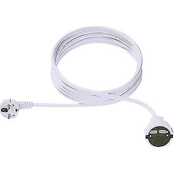 Bachmann 341.286 Current Cable extension White 5 m