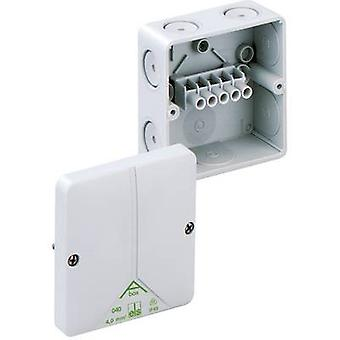 Joint box (L x W x H) 93 x 93 x 55 mm Spelsberg 49040401 Grey