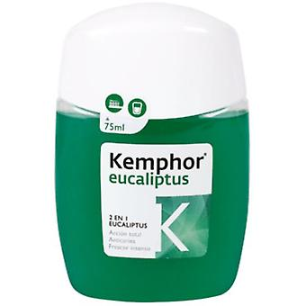 Kemphor Toothpaste 2 in 1 Eucalyptus 75 ml