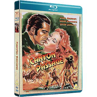Canyon Passage Blu-ray