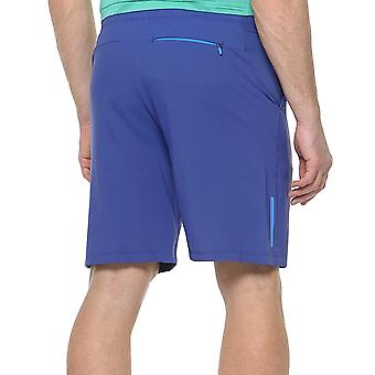 asics MotionDry Mens FuzeX 9 Inch Lightweight Running Sport Shorts
