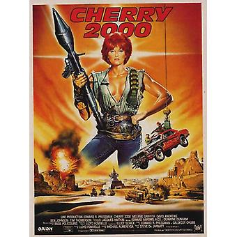 Affiche du film Cherry 2000 (11 x 17)