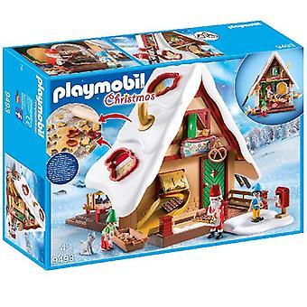 Playmobil 9493 Kerstbakkerij