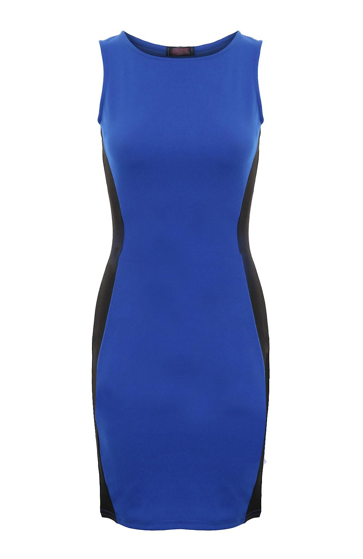 Waooh - Two-toned dress Eakoe