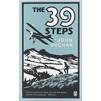The Thirty-nine Steps by John Buchan - 9780141031262 Book