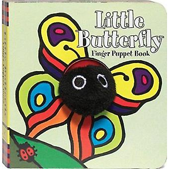 Little Butterfly Finger Puppet Book by Image Books - 9780811856454 Bo