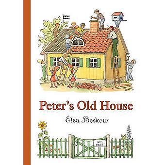 Peters gamla hus av Elsa Beskow - J. Tate - 9780863151026 boka