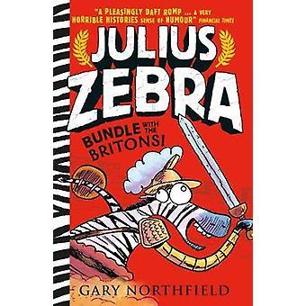 Julius Zebra - Bundle med briter af Gary Northfield - Gary nord