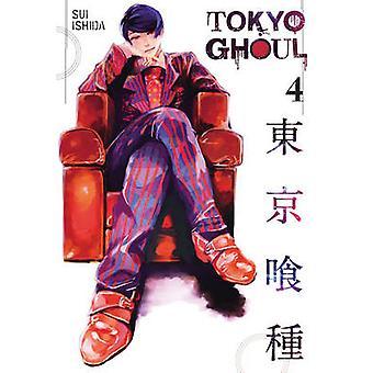 Tokyo Ghoul 4 af Sui Ishida - 9781421580395 bog