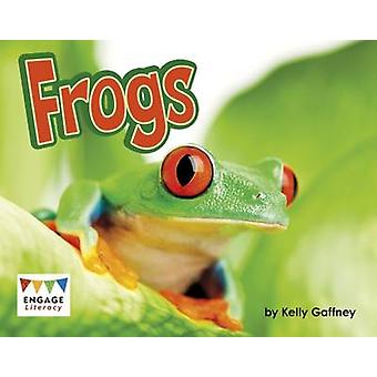 Frogs by Kelly Gaffney - 9781474729611 Book
