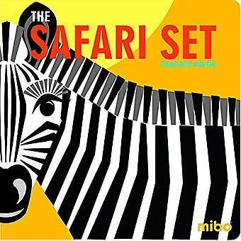 The Safari Set by Madeleine Rogers - 9781908985835 Book