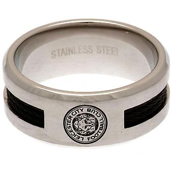 Leicester City FC zwarte Inlay Ring