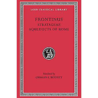 Fortele przez Sekstus Juliusz Frontyn - C.E. Bennett - M.B. McElwain - 978067499192