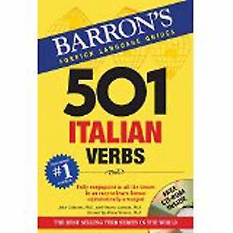 501 Italian Verbs (4th Revised edition) by Marcel Danesi - 9781438075