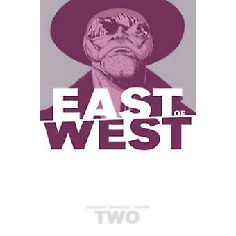 East of West -  Volume 2 - We are All One by Nick Dragotta - Jonathan H