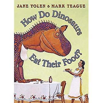 Comment les dinosaures mangent leur nourriture? (Comment les dinosaures)