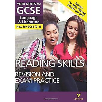 English Language and�Literature Reading Skills�Revision and Exam Practice:�York Notes for GCSE (9-1)�(York Notes)