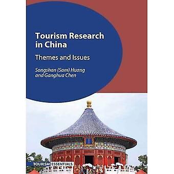 Turism forskning i Kina: teman och frågor (turism Essentials)