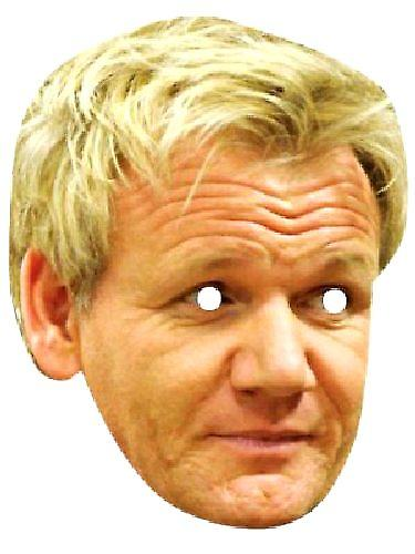 Gordon Ramsey Face Mask