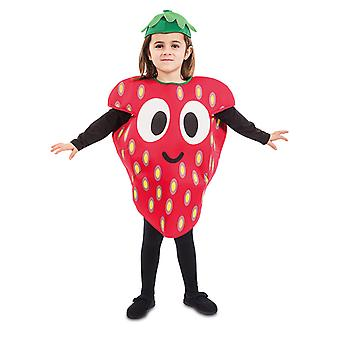 Jordbær barn kostyme jordbær kostyme barn kostyme frukt